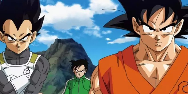 'Dragon Ball Super' ganha sua data de estreia no Japão - O Vício
