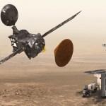 Sonda irá pousar em Marte à procura de vida