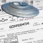Espanha libera 1.900 páginas sobre OVNIs / UFOs, anteriormente secretos