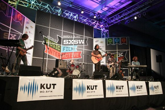 Blitzen Trapper @  The Austin Convention Center