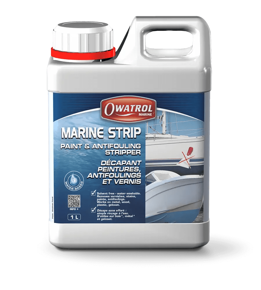 Paint Stripper Marine Strip