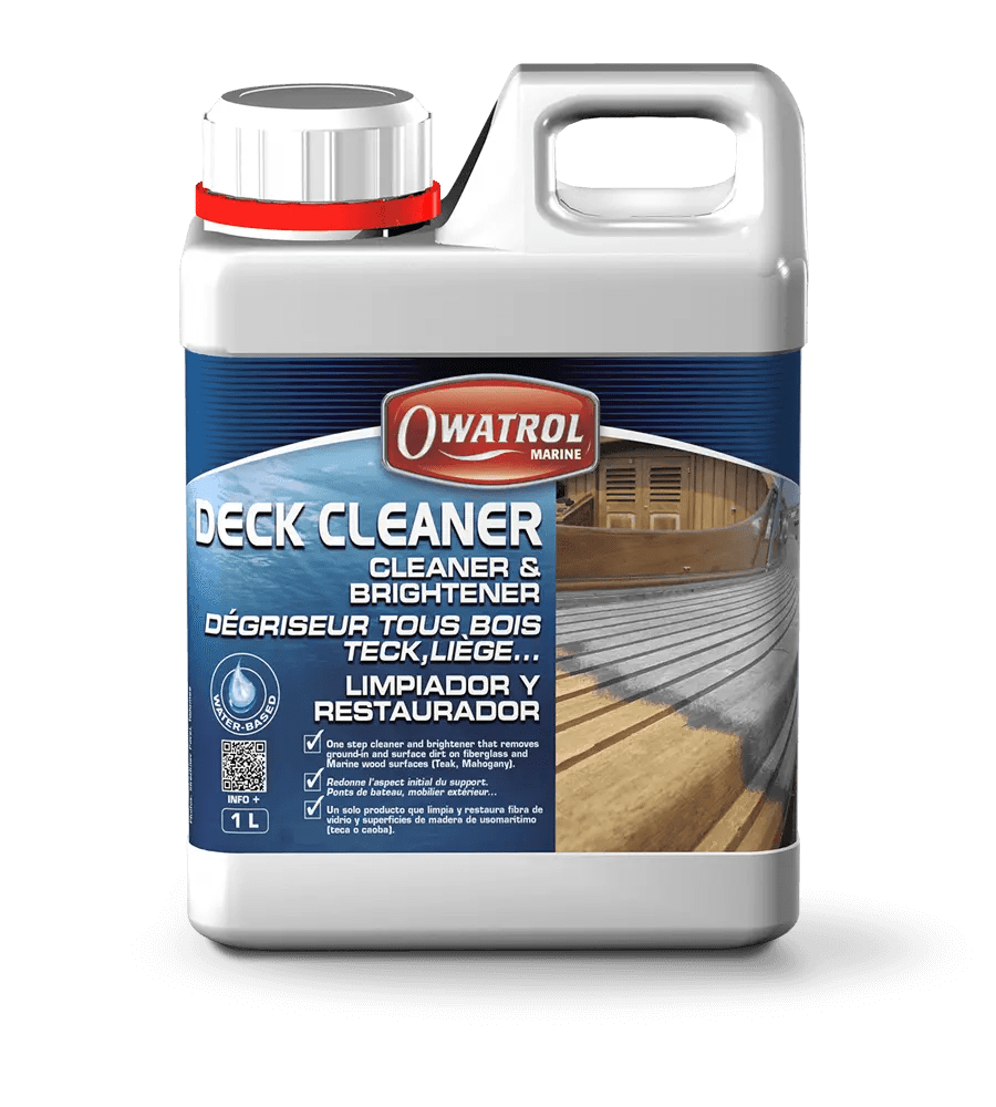 Teak Liege Deck Cleaner