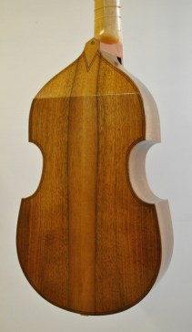 Walnut back