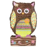 Owl Decorations – Giant Owl Pinata Party Accessory (Giant Owl Pinata Party Accessory)