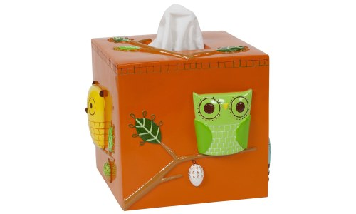 Give a Hoot Owl Tissue Holder