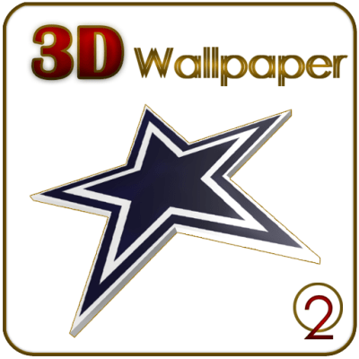 Dallas Cowboys 3D Live WP | Free 3D Live Wallpaper for Android