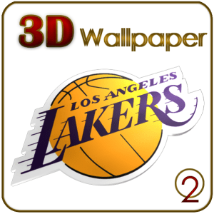 LA Lakers 3D Live Wallpaper | Free 3D Live Wallpaper for Android