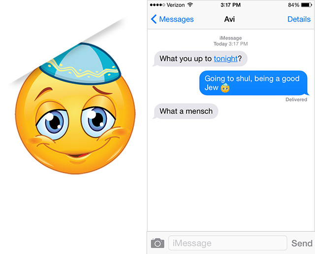 Oy!Chicago - 18 Jewish Emojis that Need to Exist