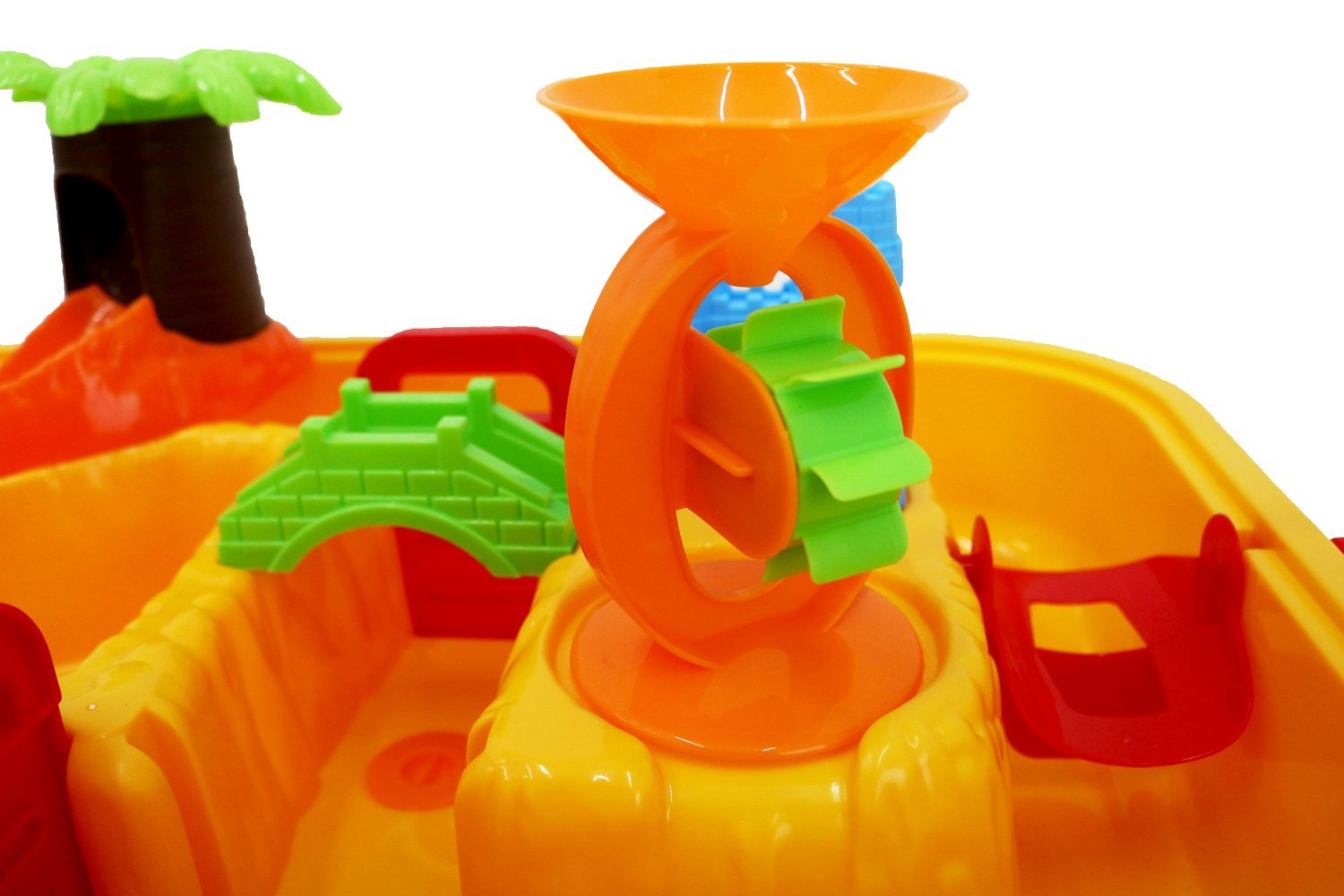 Toddlers Kids Childrens Sand Water Table Toy With