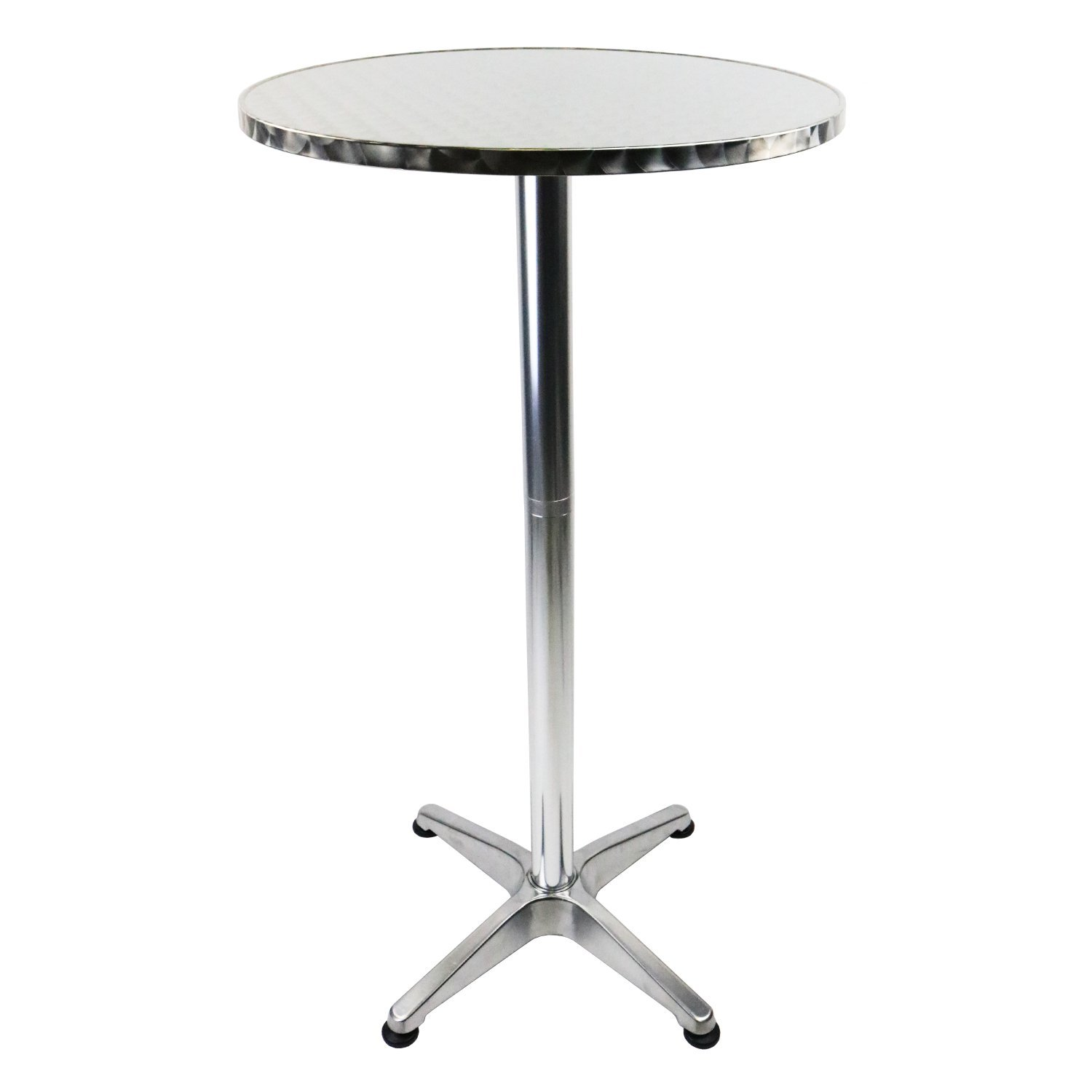Table Bistrot Ronde Table Bistrot Aluminium