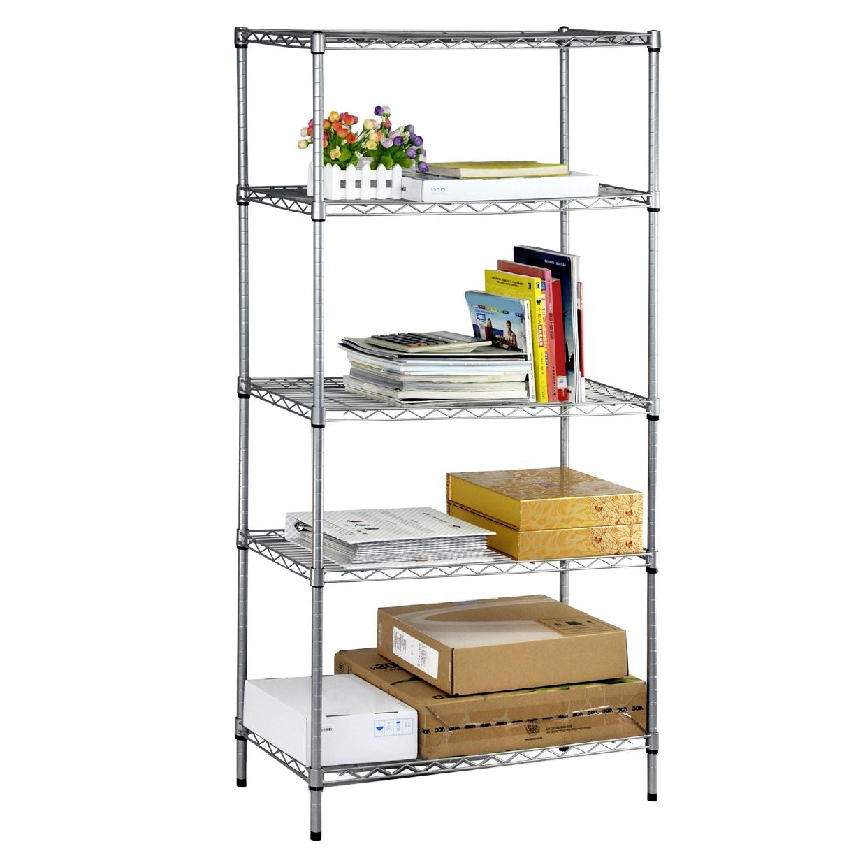 Wire Rack Shelving Accessories - Lovequilts
