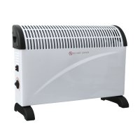NEW 2000W Black Glass Free Standing/Wall Mounted Electric ...