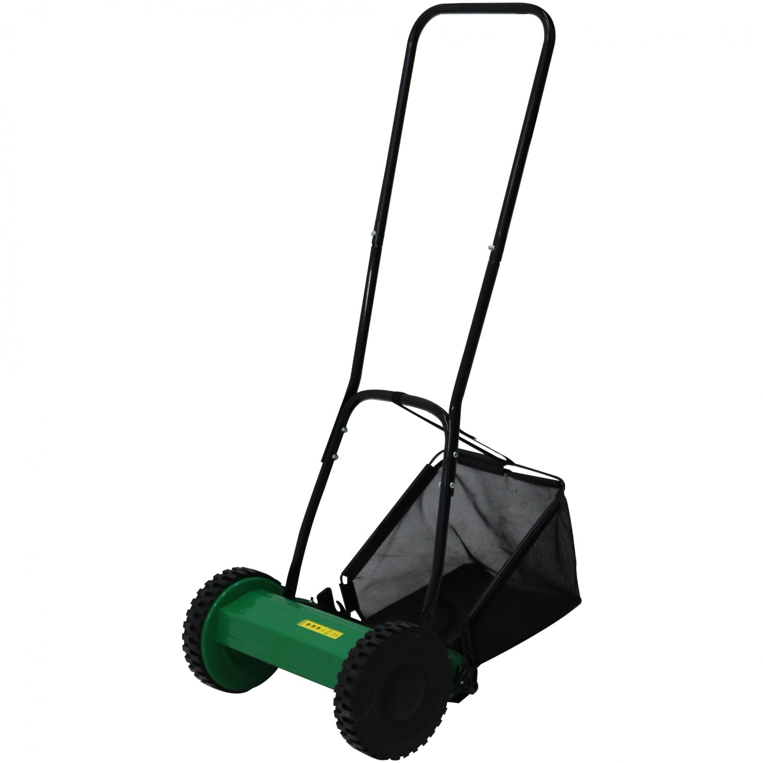 30cm Manual Hand Push Grass Lawn Mower Lawnmower 30cm Cutting