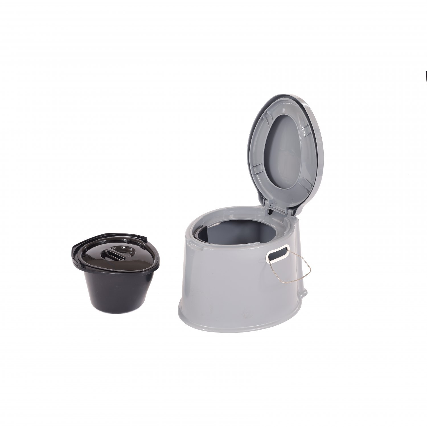 Camping Toilet 5l Portable Compact Camping Toilet Potty With Removable Bucket