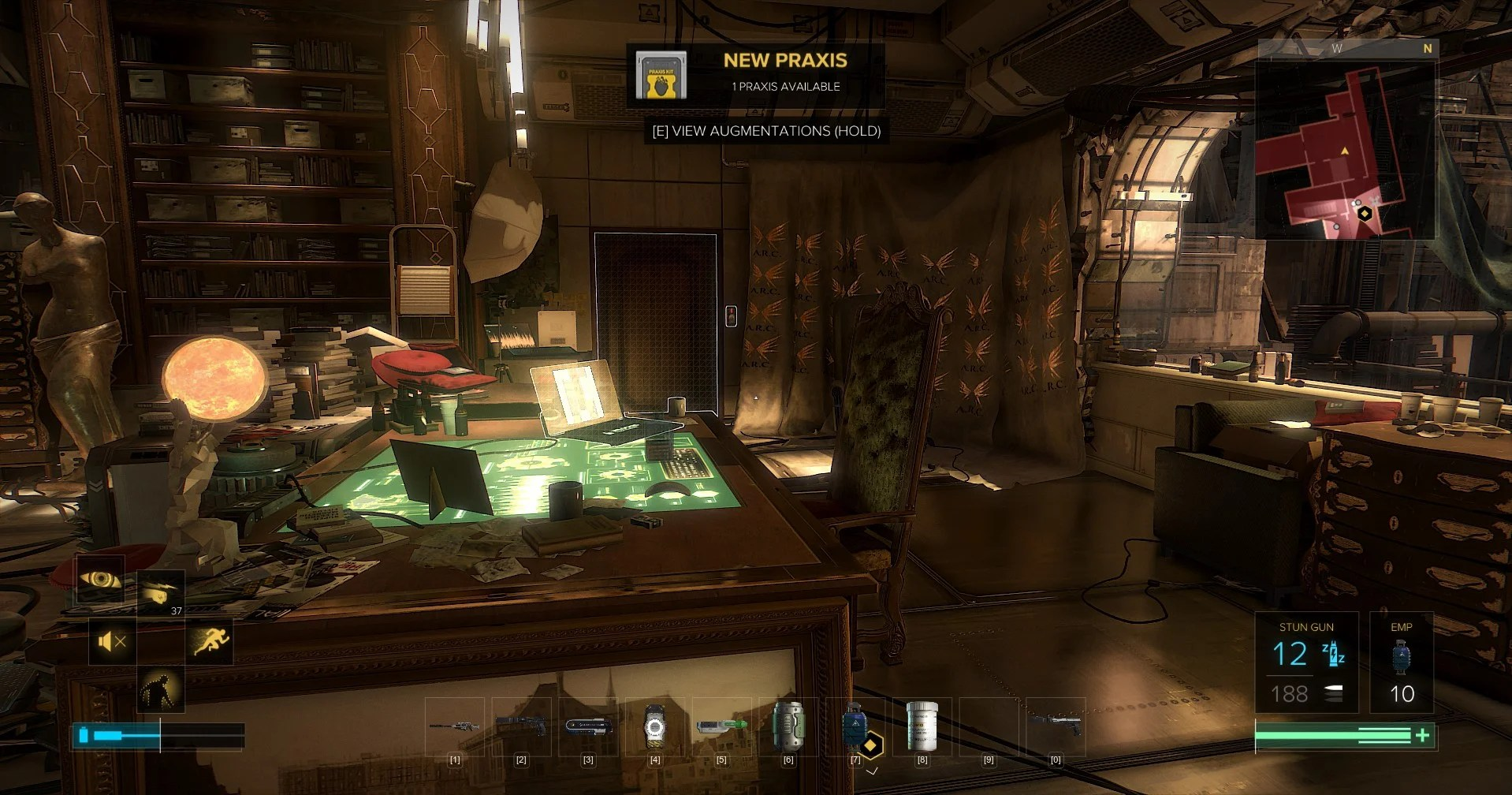 Zwarte Kit Praxis Praxis Kit Locations - Deus Ex: Mankind Divided Wiki Guide
