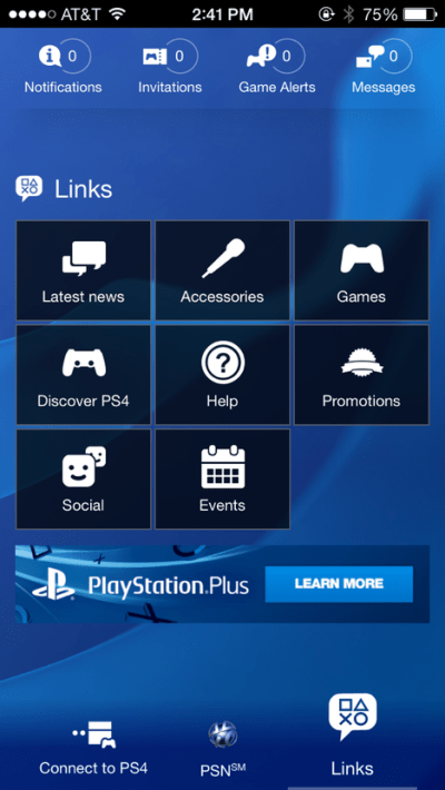 Connectivity With The PlayStation Mobile App - PlayStation 4 Wiki Guide - IGN