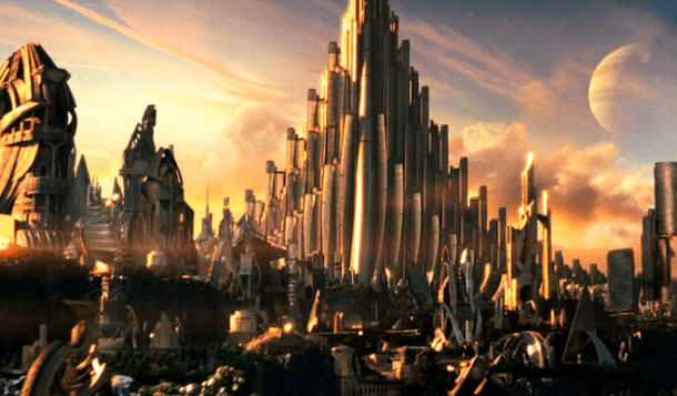 3d Broken Hearts Wallpaper How Much Would Thor S Asgard Castle Cost Ign