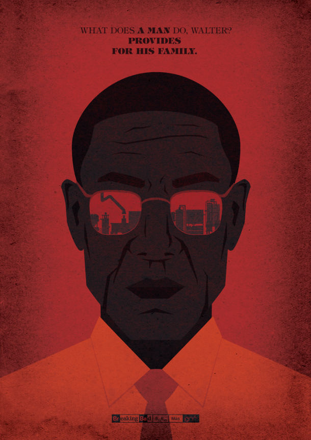 Netflix Quotes Wallpaper Artist Creates Breaking Bad Episode Posters For The Entire