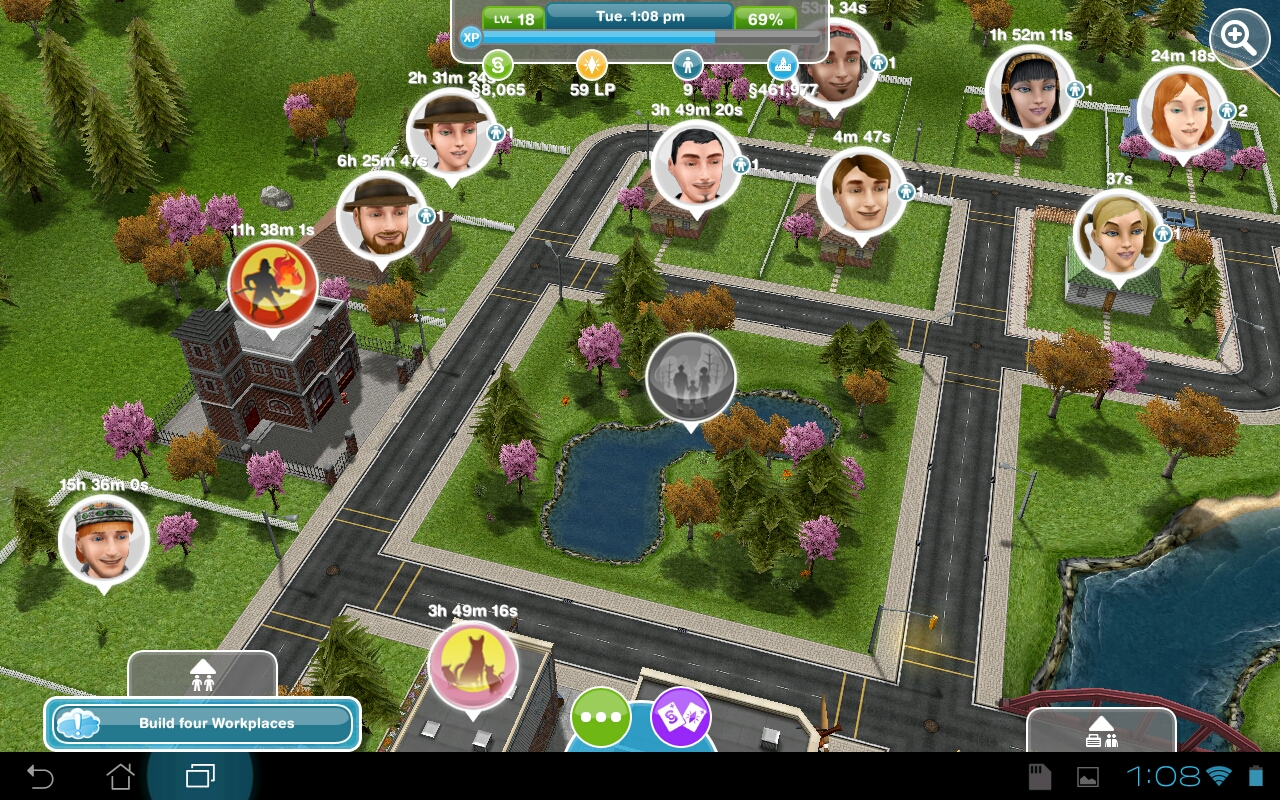 Sims Online Multiplayer A Visual History Of The Sims Ign