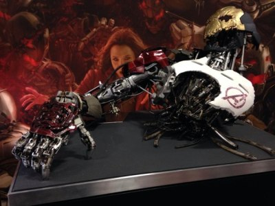 Robert Downey Jr. Teases a 'Scary, Hurt' Ultron from the Set of ...