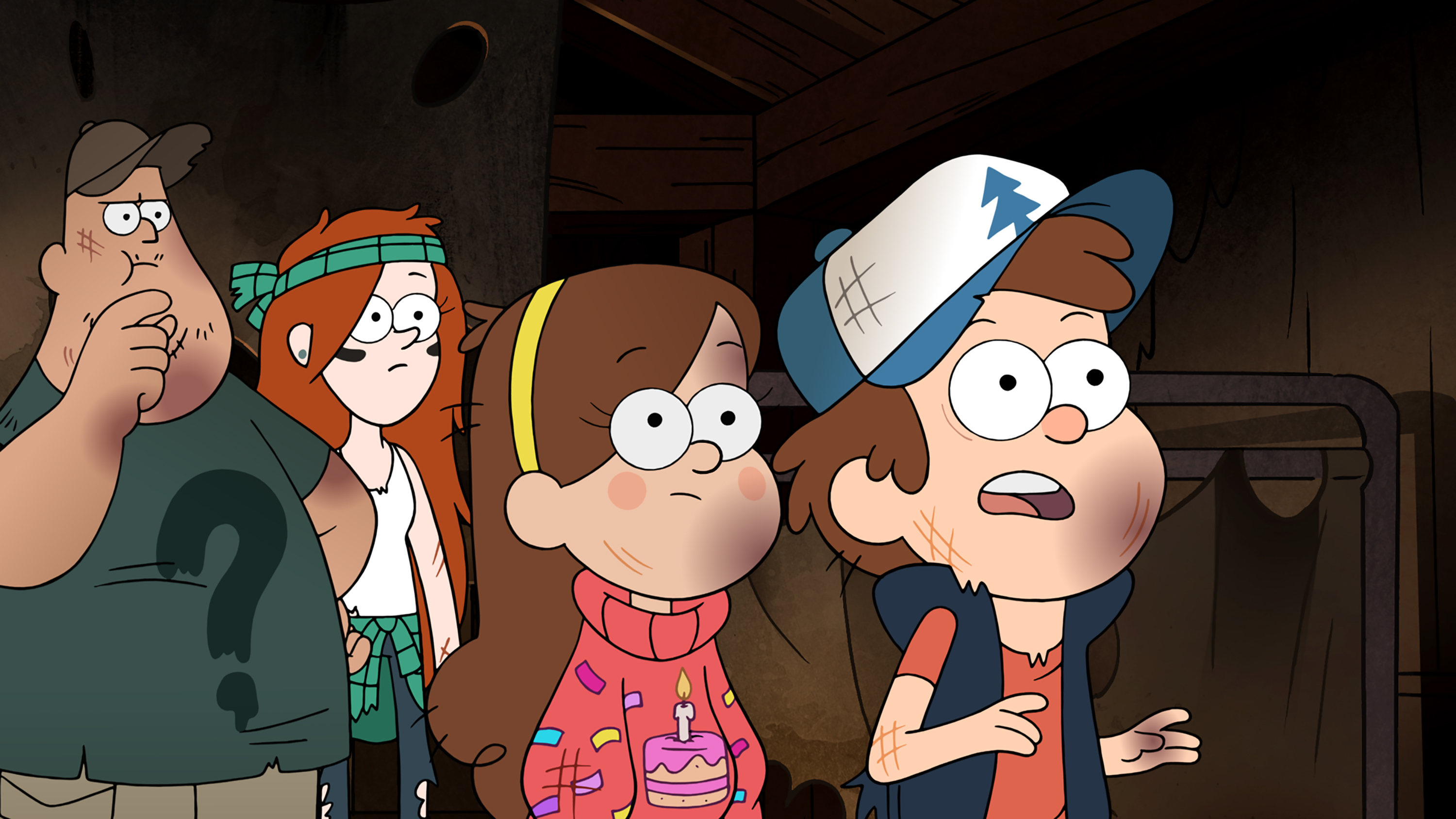 Cute Relationship Quotes Hd Wallpaper Gravity Falls Creator And Stars Say Goodbye To Fans Ign