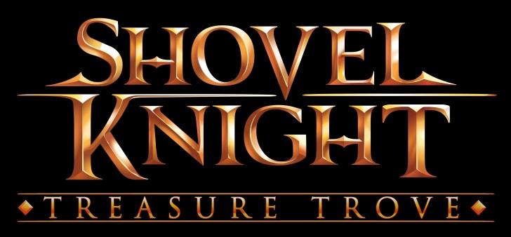 Shovel Knight: Treasure Trove logo