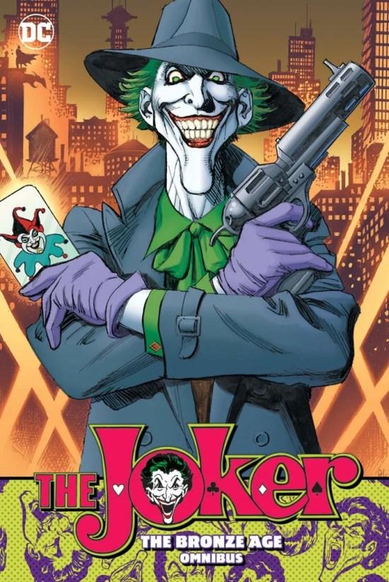 joker bronze age omnibus