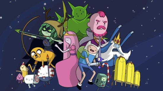 14 - Adventure Time