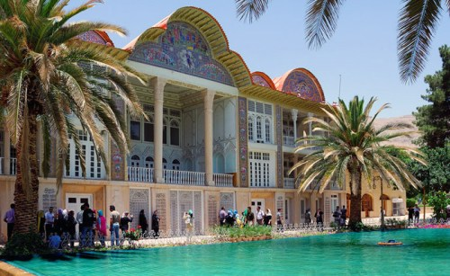 Baghe Eram, Shiraz (photo from irangashttour)
