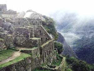 Machu Picchu (photo from STI-Travel.com)