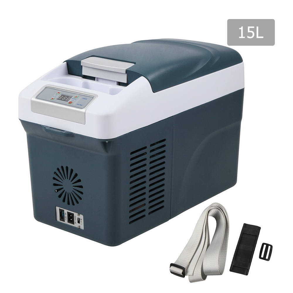 Small Portable Fridge 15l Portable Fridge Freezer Pfn C Wea 15 Sk