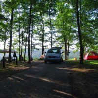 Red Bluff Campground, Davisville, Missouri