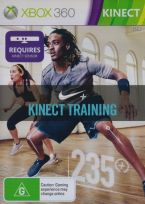 Nike+ Kinect Training Cover
