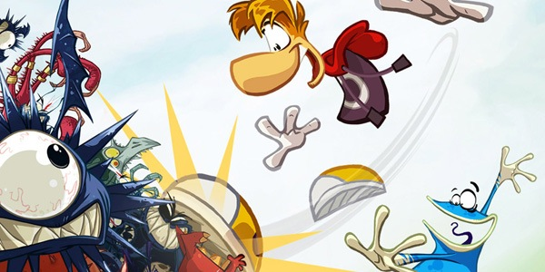 OzBoxLive | Rayman Origins