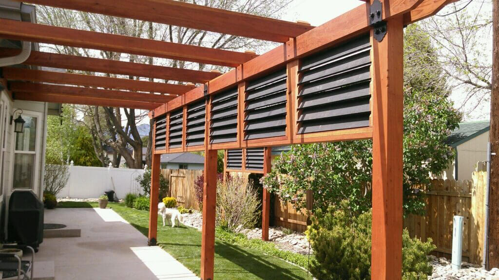 Diy Outdoor Privacy Screen Ideas Functional Deck