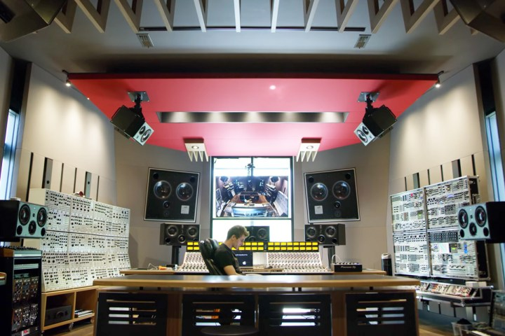 Deadmau5 Studio 2016