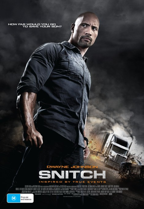 snitch a film review A certain tendency of the american cinema is to confuse dramatic seriousness with moral seriousness the former, at its most superficial, is merely a useful pretense.