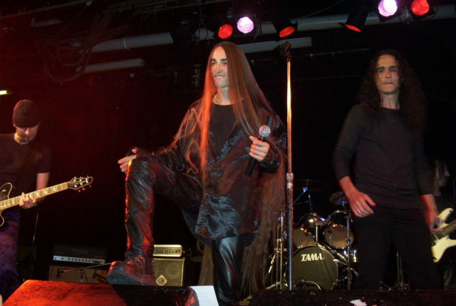 Black Hair Black Majesty Photos - Melodic Metal United Gig With