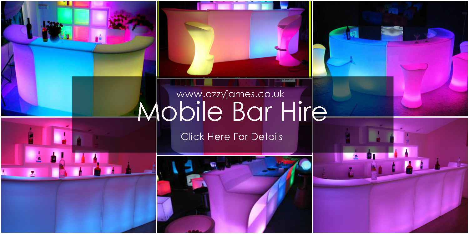 Led Möbel Mobile Bar Hire Liverpool Northwest Led Marquee Bar Hire Merseyside