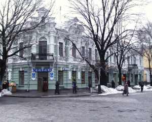 Вулиця Жовтнева, 24