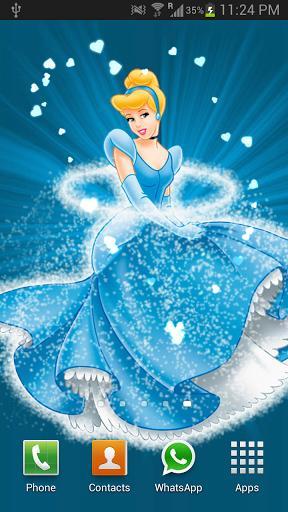 Disney Princess Live Wallpaper 1.0.8 APK - Free Personalization App for Android - APK4Fun