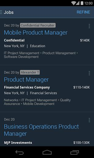 Job Search by TheLadders APK 112 - Free Business App for Android