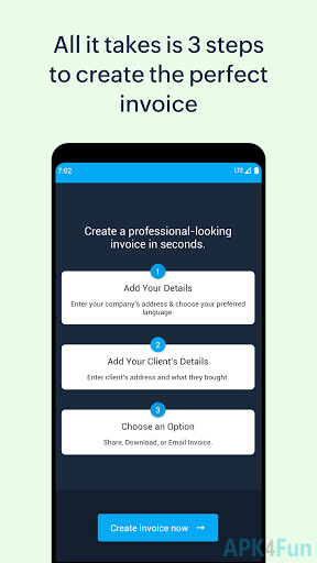 Zoho Invoice Generator 129 APK - Free Business App for Android