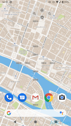 Map Live Wallpaper 1.22.1 APK - Free Maps & Navigation App for Android - APK4Fun