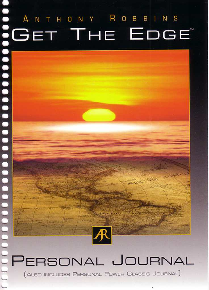 Anthony Robbins - Get The Edge - Personal journal - CALAMEO Downloader