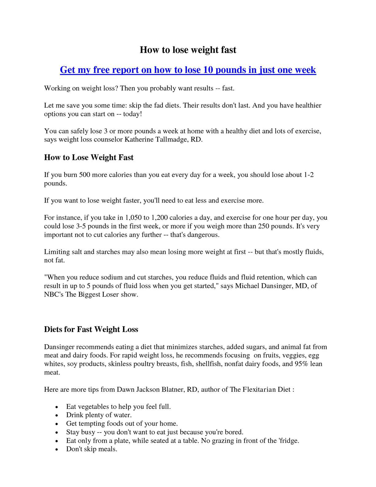 Diet Plan To Lose Weight Fast Calaméo 7 Day Diet Plan To Lose Weight Fast