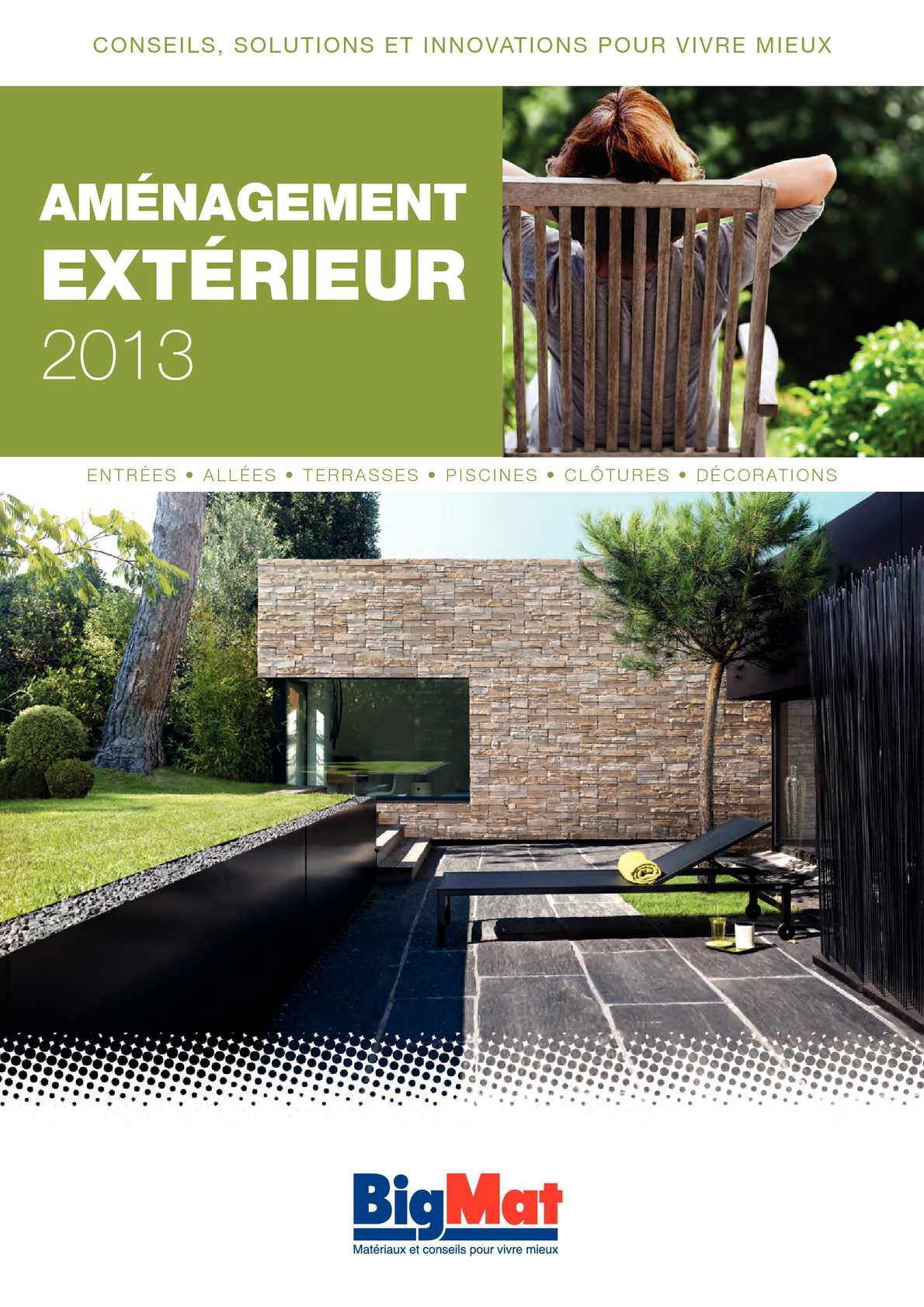 Plot De Terrasse Calaméo - Catalogue Bigmat Amenagement Exterieur 2013 - Est