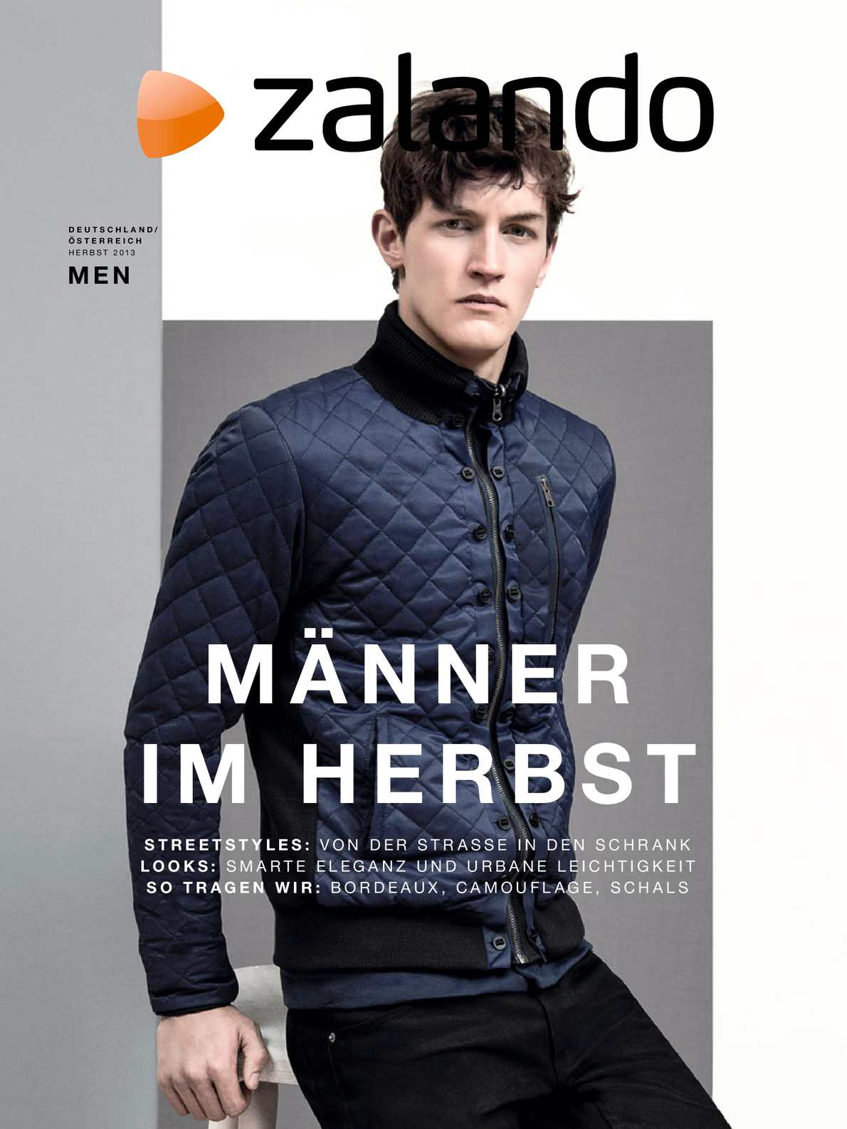 Pullover Männer Zalando Calaméo At Men Magazin 09 2013