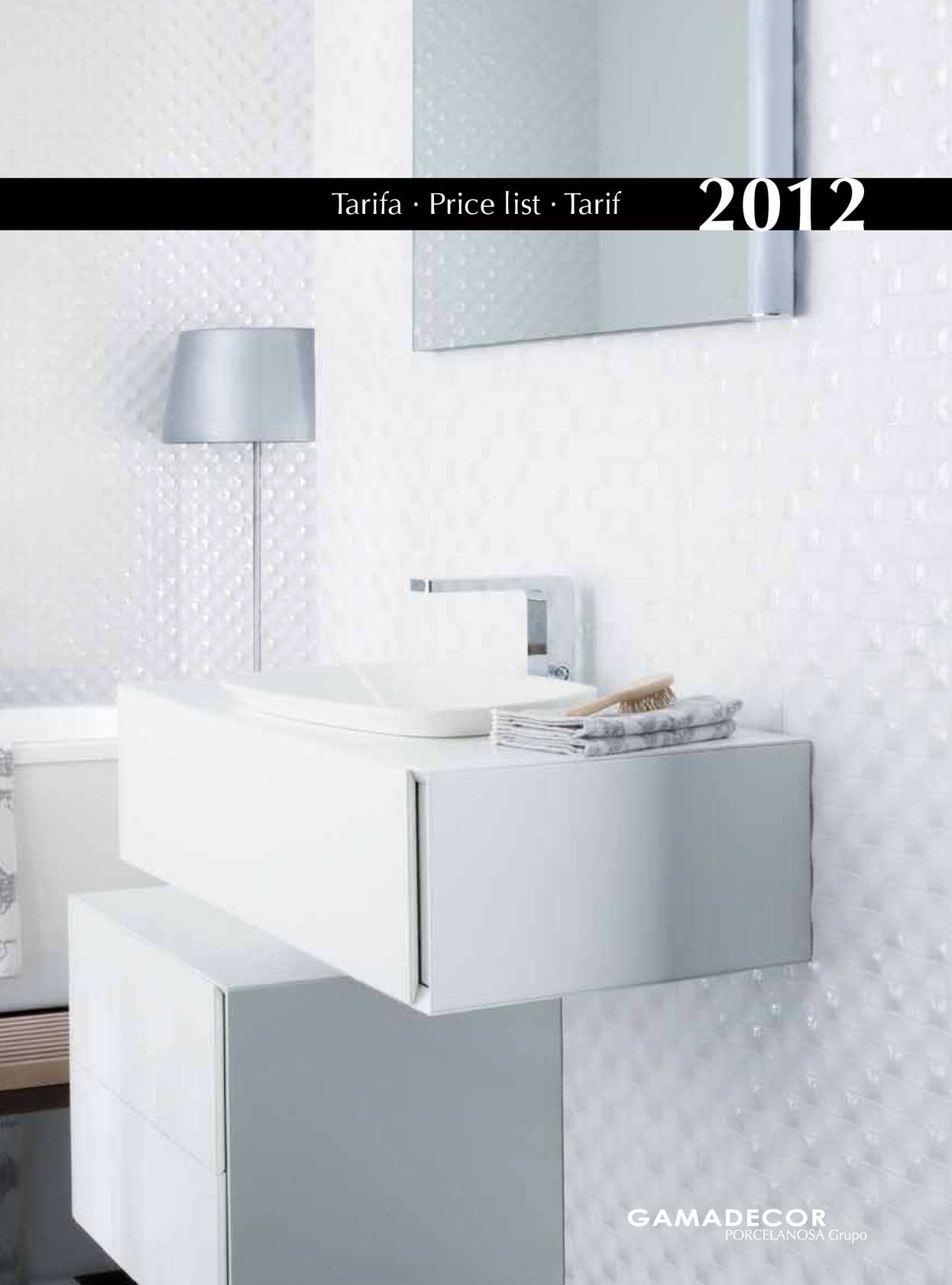 Gama Decor Calaméo Gamadecor Baño
