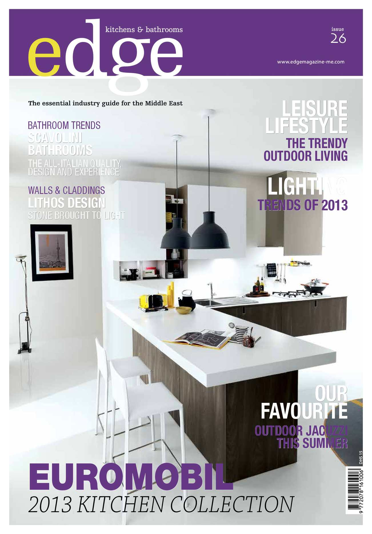 Bagno Design Bahrain Wll Calaméo Edge Kitchens Bathrooms Magazine Issue 26